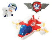 Самолет спасателей и фигурка Робопса (Щенячий патруль)